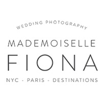 New York and Destination Wedding Photographer | Mademoiselle Fiona | New York – Paris – Destinat
