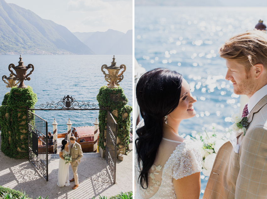 Alaina Simon Lake Como Italy New York Paris Destinations Mademoie Fiona Wedding Photography Named Top Photographer By Martha